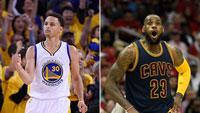 NBA总冠军赛勇士105比97骑士   勇士拿下队史久违的冠军!