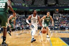 NBA预测:雄鹿不可阻挡,灰熊有望爆冷