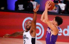 NBA西决首战保罗莱昂纳德缺阵,太阳快船谁能开门红!