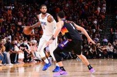 NBA预测:快船再战太阳,明天涛声依旧