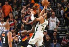 20/21赛季NBA季后赛G5:雄鹿123-119太阳视频