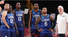 奥运会男篮第八战,美国梦之队能否吊打伊朗男篮?