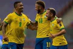 巴西VS秘鲁解读:巴西能净胜秘鲁几个球?